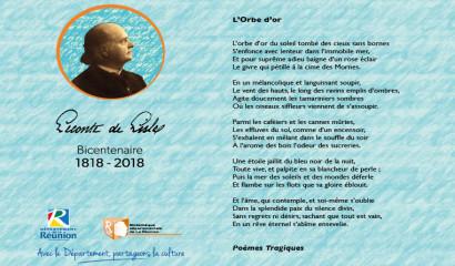 2018 Année Leconte De Lisle Poèmes Département De La Réunion