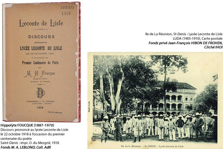 Exposition Bicentenaire Leconte De Lisle Lamour Dune