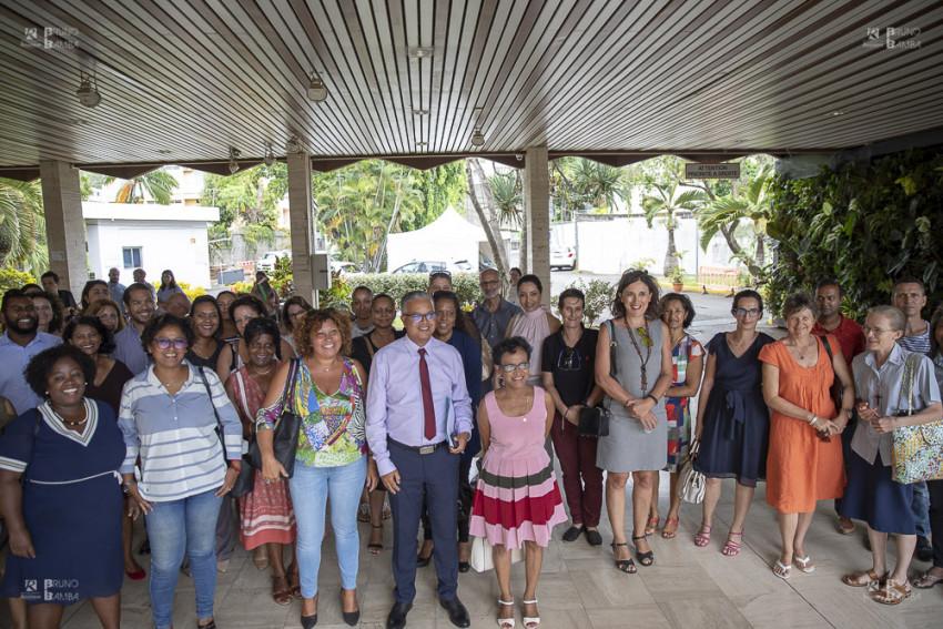 Plus de 150 personnes ont assisté à la réunion de lancement du Plan Séniors pour le Département de La Réunion