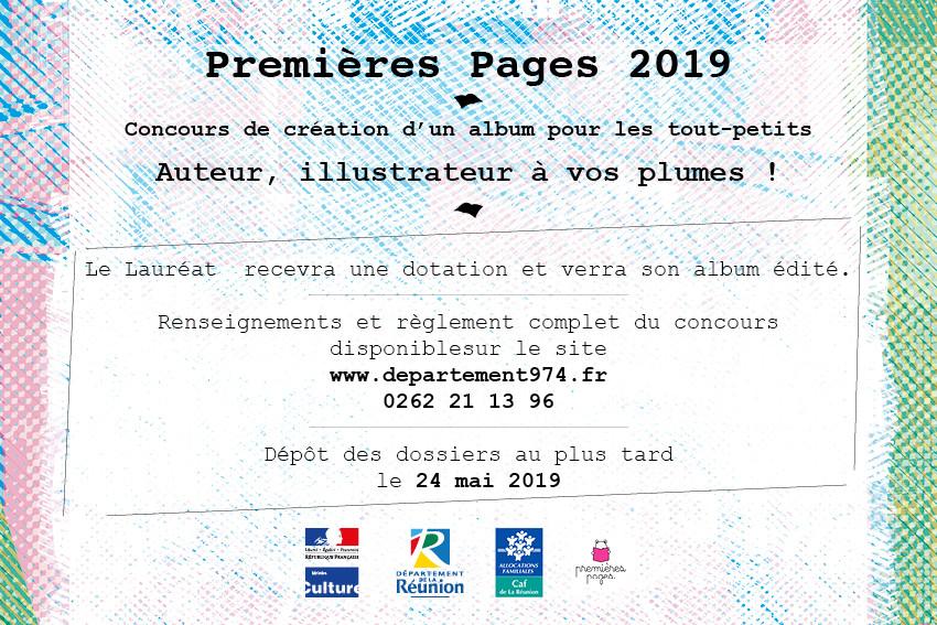 Affiche du concours