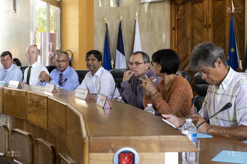 L'assemblée plénière  du 27 mars a été l'occasion du vote du buget primitif de la collectivité